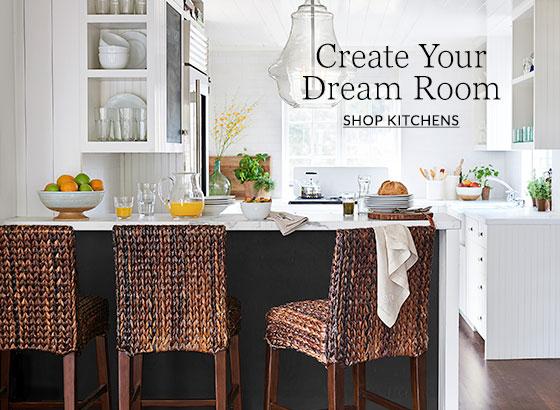 Kitchen Design Ideas Inspiration Pottery Barn