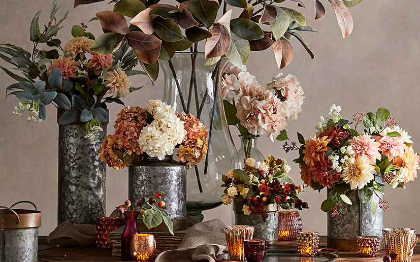 3 Floral Arrangements Perfect For Fall Pottery Barn