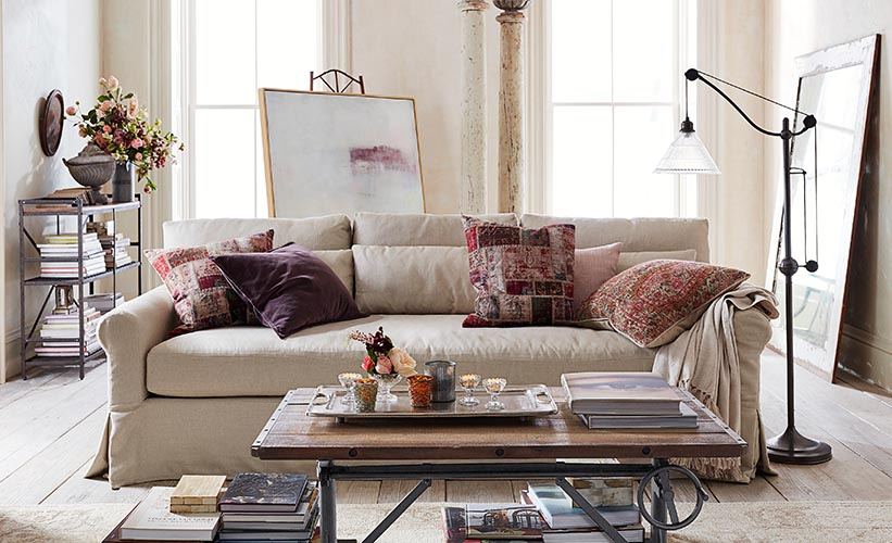 Secrets For A Beautiful Living Room