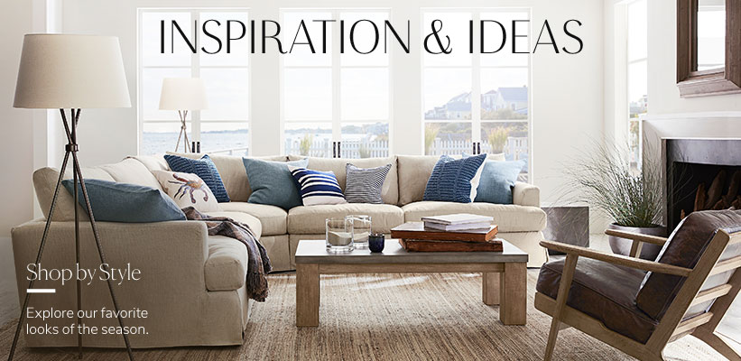 Inspiration Ideas Pottery Barn, Pottery Barn Furniture Showroom