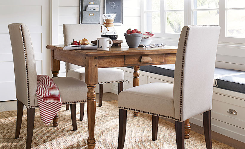 How To Choose The Perfect Dining Table Pottery Barn