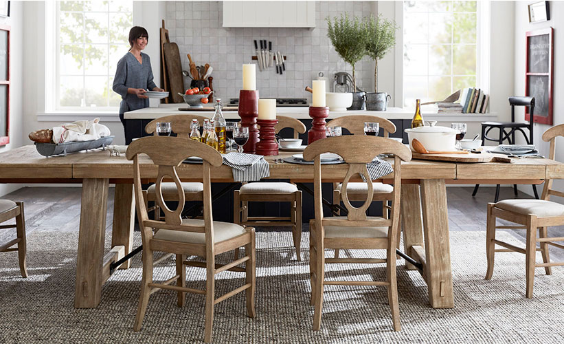 New Looks To Love Farmhouse Industrial Pottery Barn