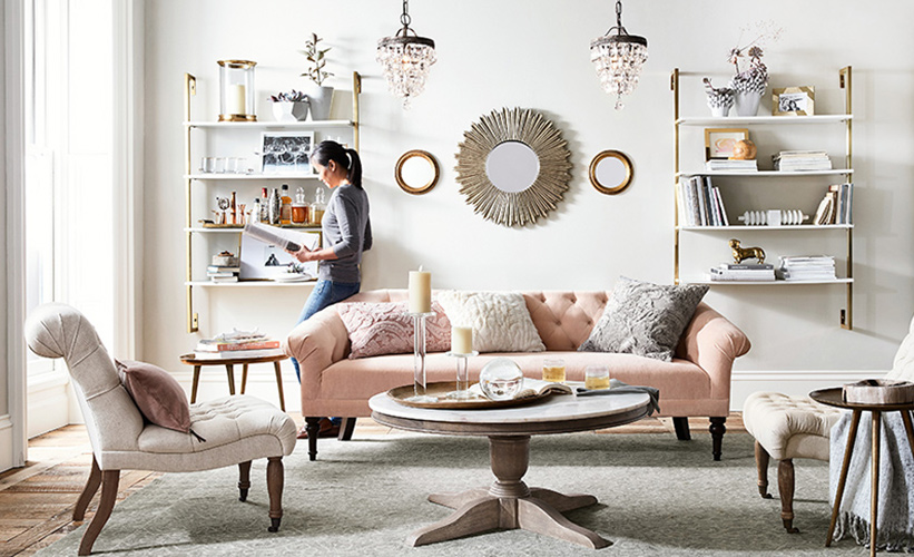 4 Space Saving Furniture Ideas Pottery Barn