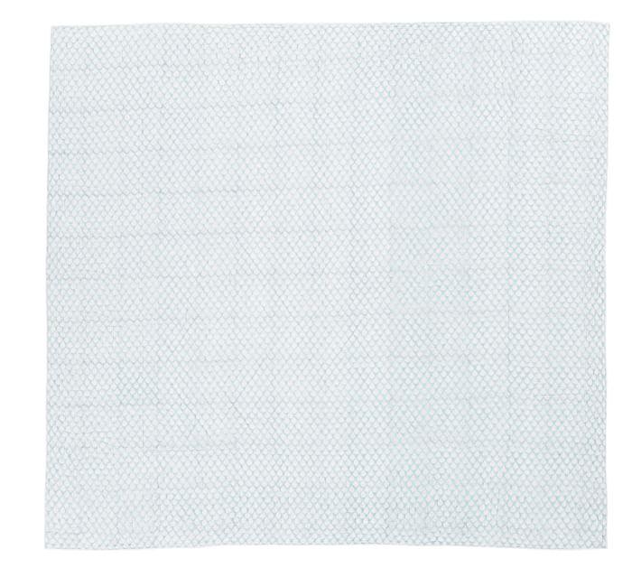 Kirra Reversible Block Print Pillow Sham Pottery Barn