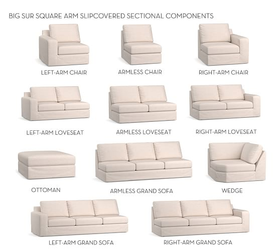 Own Sectional Slipcover