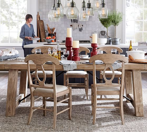 Napoleon Dining Chair Pottery Barn