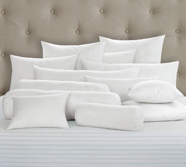 Down Alternative Pillow Inserts Pottery Barn