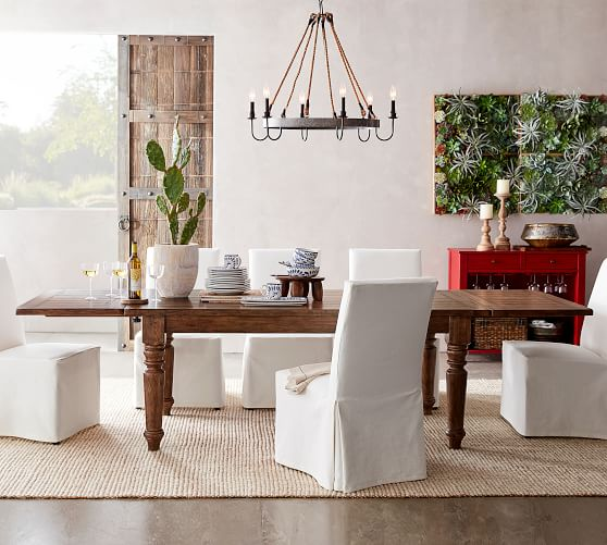 Sumner Extending Dining Table Pottery
