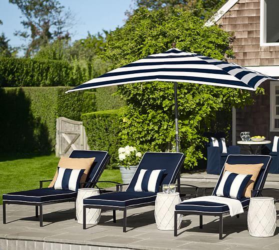 Rectangular Outdoor Umbrella