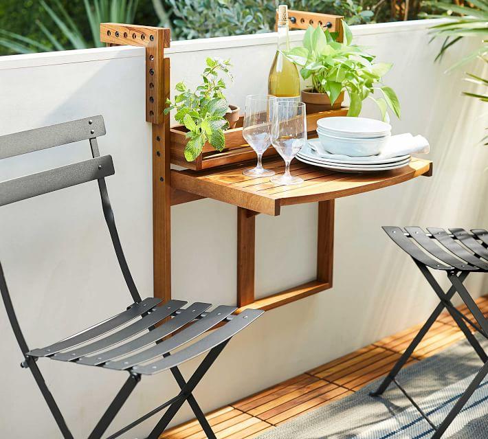 Fermob Bistro Chair, Set of 2, Liquorice