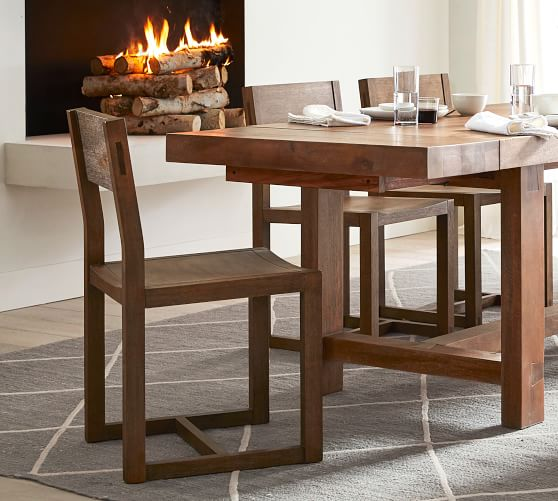 Reed Dining Chair Pottery Barn