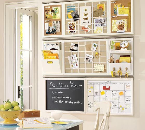 Daily Organization System Creamy