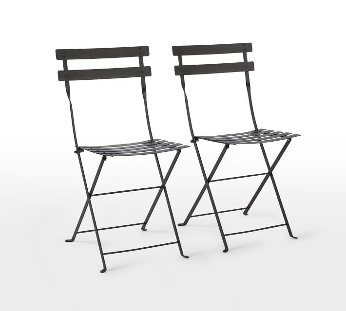 Fermob Metal Bistro Chair, Set of 2