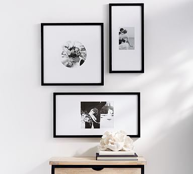 Wood Gallery Custom Mat Frames