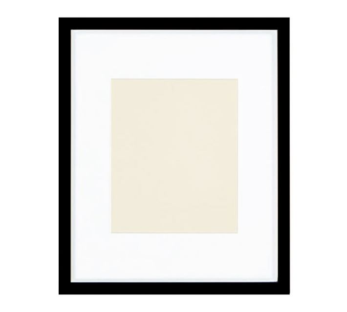 Wood Gallery Single Opening Frame 8x10 14x17 Without