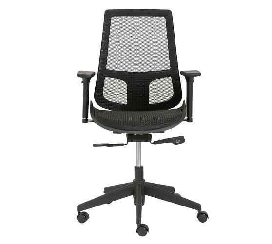 Office Chairs Amp Desk Chairs For Your Home Office Pottery