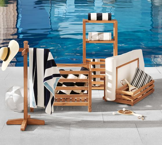 Pool Storage Pool Floats Amp Pool Accessories Pottery Barn
