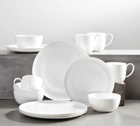 Aaron Probyn Bone China 16-Piece Dinnerware Set