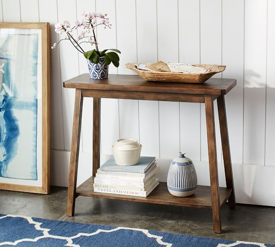 Console Tables Sofa Tables Amp Entryway Tables Pottery Barn