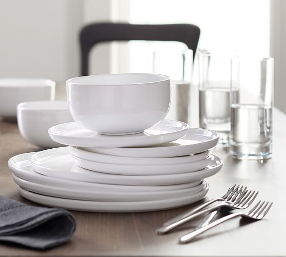 Finn Stoneware 12-Piece Dinnerware Set
