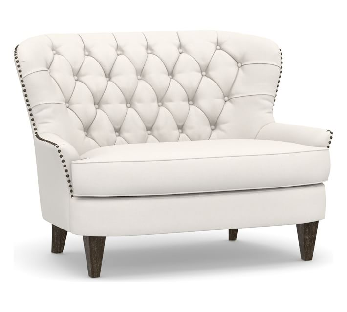 Cardiff Upholstered Settee Sofas For Small Spaces