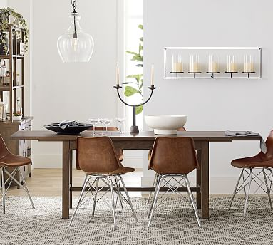 Perfect Pair Mateo Extending Dining Table Maud Chair