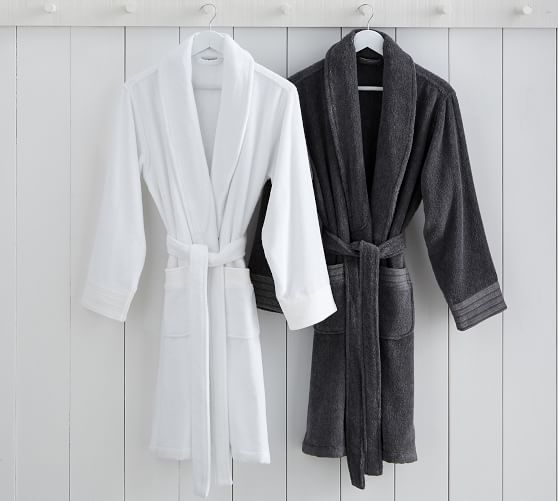 Bathrobes Robes Amp Slippers Pottery Barn