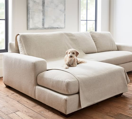 Pet Furniture Throw Pottery Barn