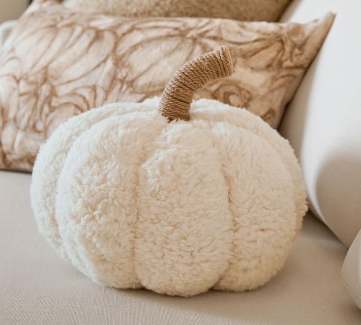 Cozy Pumpkin Pillows
