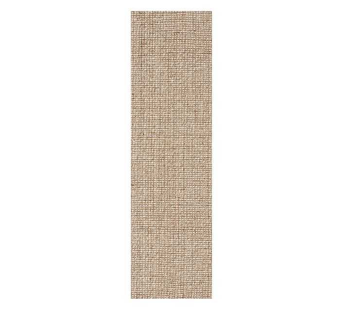 Shop Chunky Wool/Jute Rug - Natural from Pottery Barn on Openhaus