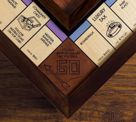 Monopoly Heirloom Edition Game Game Room Games Pottery