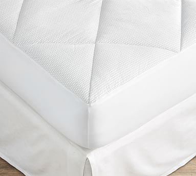 Polar Point Cool Touch Mattress Pad Pottery Barn