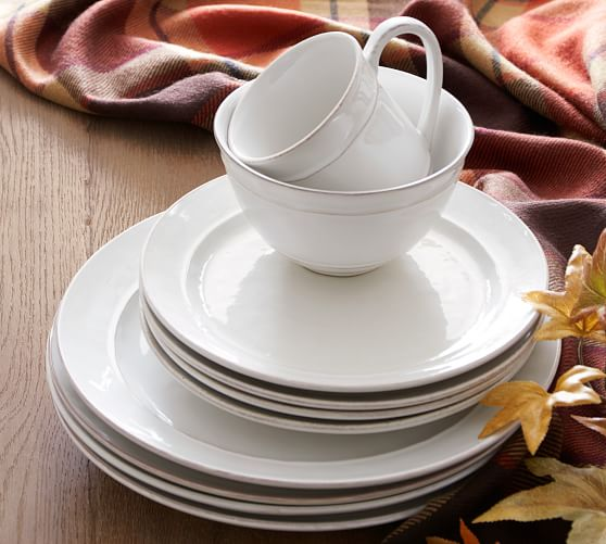 Cambria Handcrafted Stoneware Dinnerware Sets
