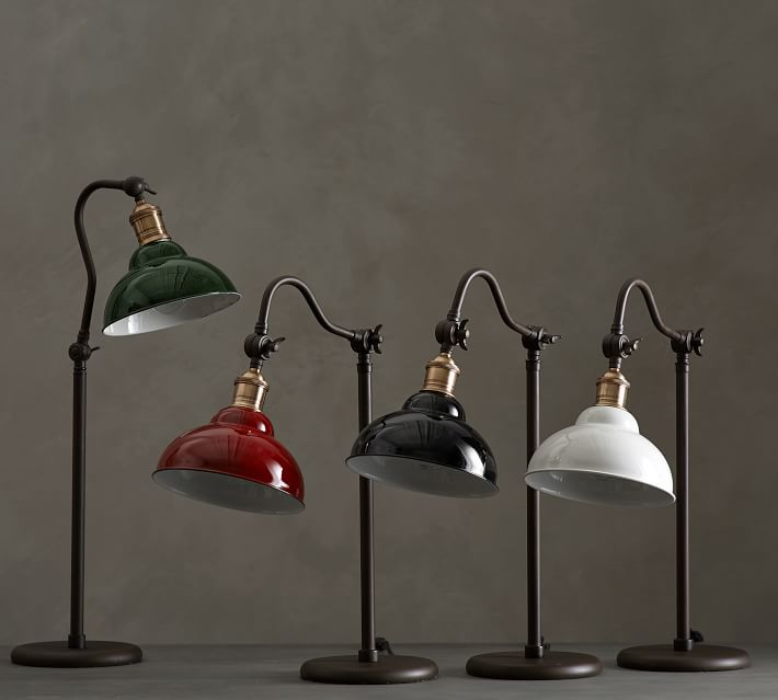 Shop Preston Task Table Lamp from Pottery Barn on Openhaus