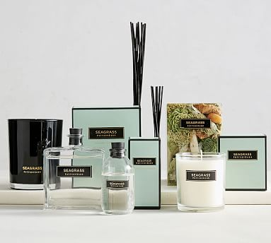 Signature Home Scent Collection Seagrass Pottery Barn