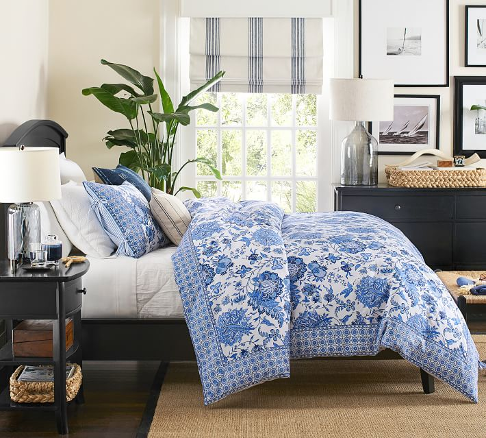 Chloe Bed Pottery Barn,Living Room Arts And Crafts Interiors