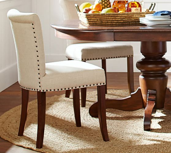 Spencer Dining Chair Pottery Barn