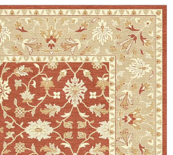 4 X 6 Persian Style Rugs Pottery Barn