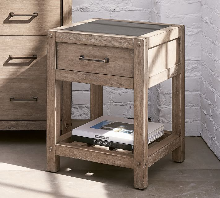 """Shop Brooklyn 18"""" Nightstand from Pottery Barn on Openhaus"""