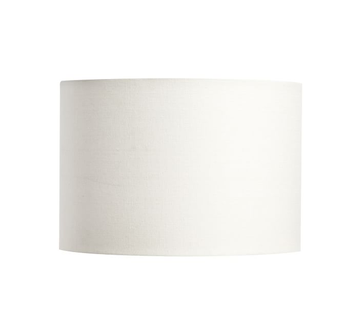 Shop Gallery Straight-Sided Lamp Shade from Pottery Barn on Openhaus