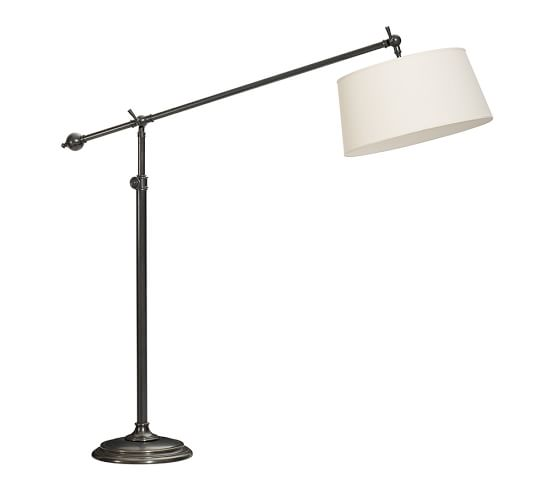 Chelsea Metal Sectional Floor Lamp Pottery Barn