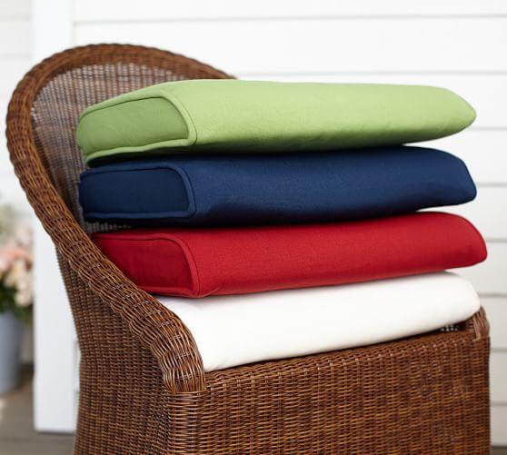 Outdoor Furniture Cushion Slipcovers, Patio Furniture Slipcovers