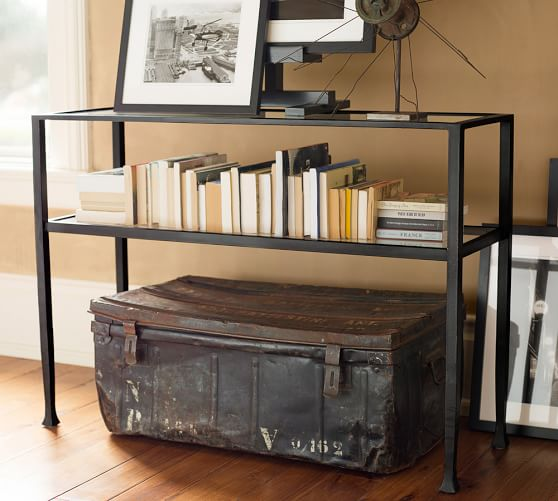Tanner 42 Console Table Pottery Barn