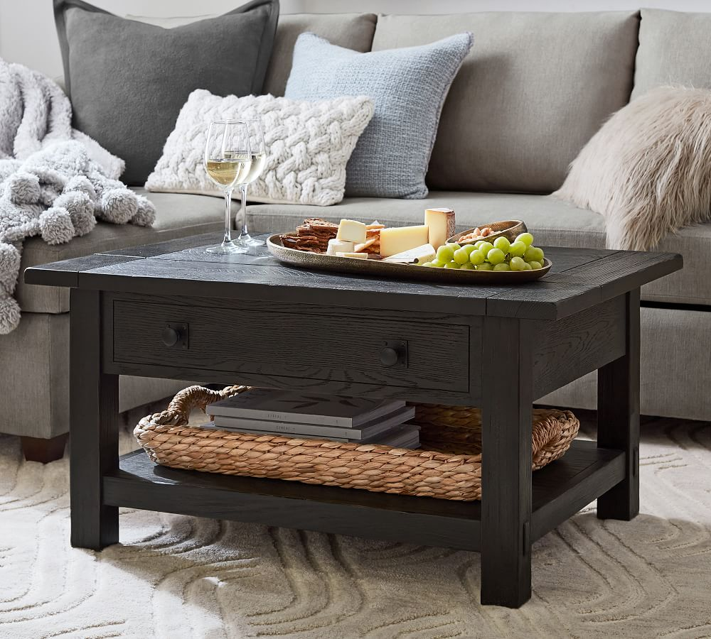Custom Coffee Table on Casters *** LOCAL PICKUP ONLY***