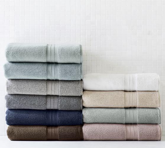 Hydrocotton Organic Quick Dry Towels Pottery Barn