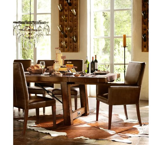 Cowhide Rug Pottery Barn