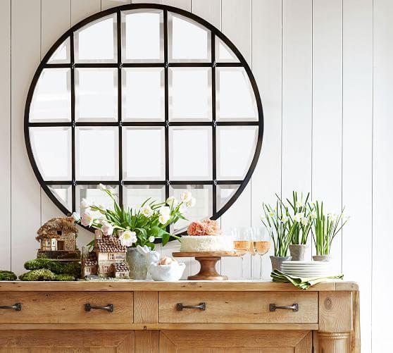 Eagan Multipanel Mirror Collection Pottery Barn