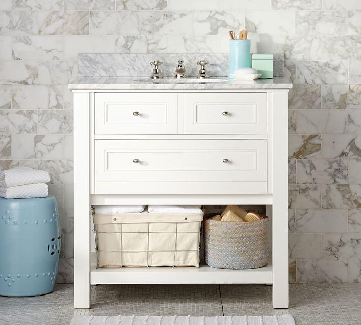 Classic 36 Single Sink Vanity Pottery Barn