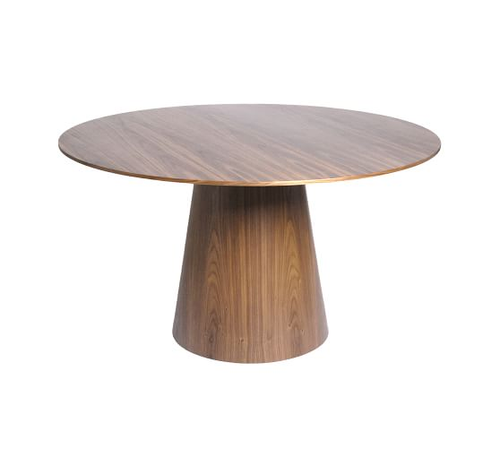 Warner Round Pedestal Dining Table Pottery Barn