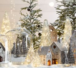 Christmas Accessories Decorations Home Decor Pottery Barn